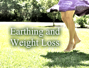 Earthing and Wt. Loss button - 1