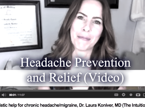 Headache Prevention