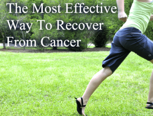 Recover from Cancer button