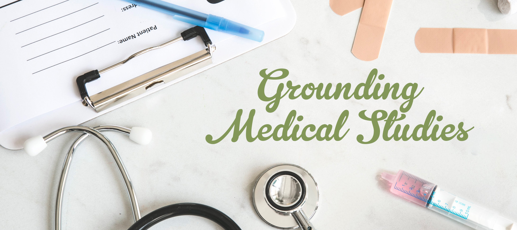 Grounding Medical Studies